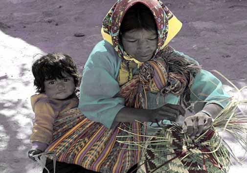 Ramamuri Basket Weaver