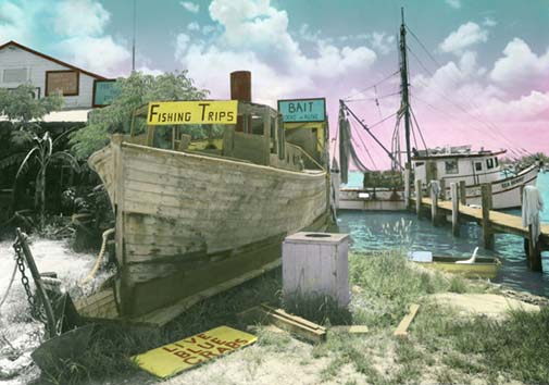 Dixie fishing company estero island florida niki butcher for Dixie fish company