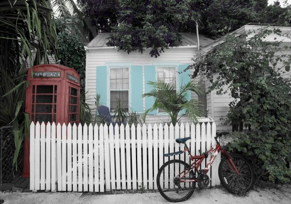 a Bit of London in Key West