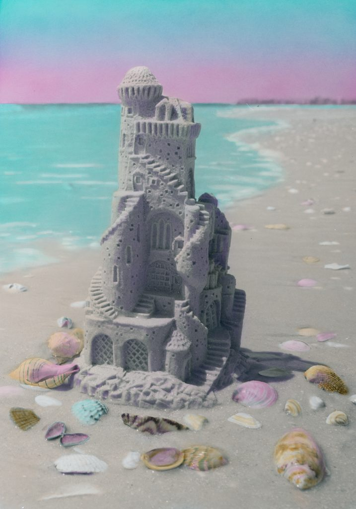 Building castles in the sand web